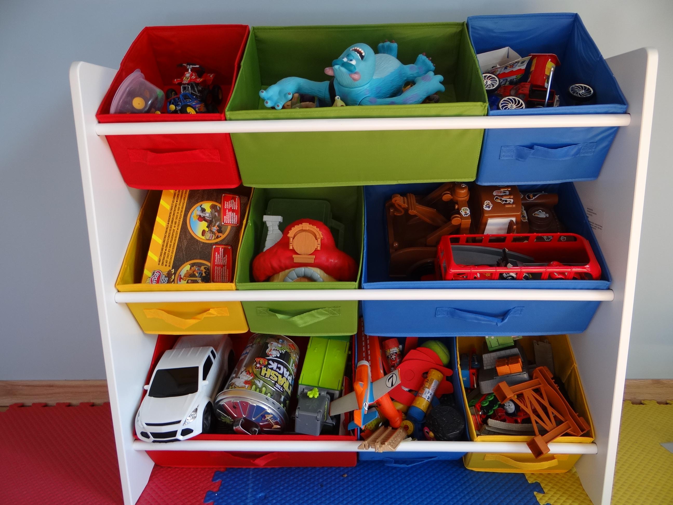 Organiza O A Base De Tudo Lojas Wessel Escrit Rio Escolar  ~ Organizando O Quarto De Brinquedos