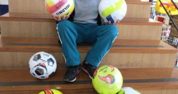 Incentive seu filho a praticar esportes