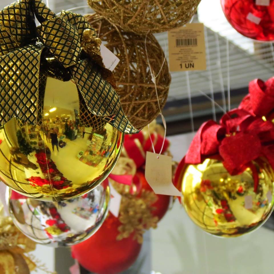 15% de Desconto em Toda Linha de Decoração Natalina