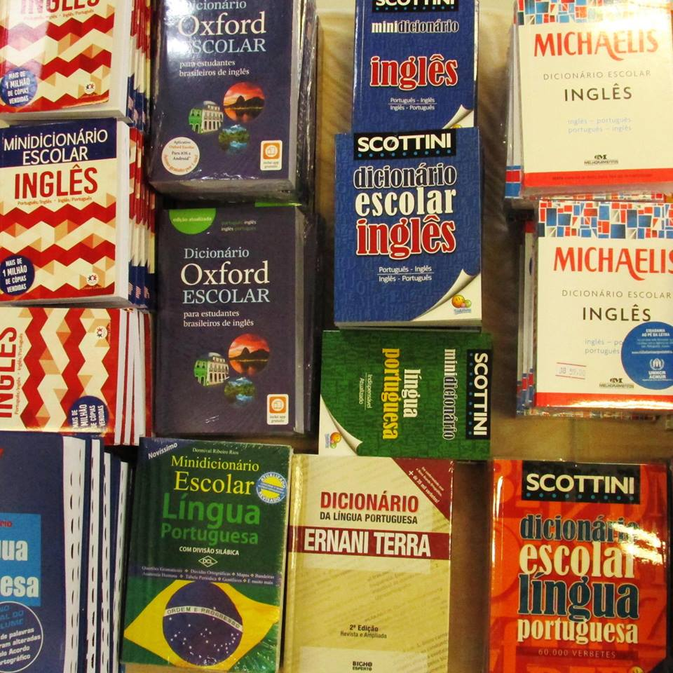 Dicionários e Atlas