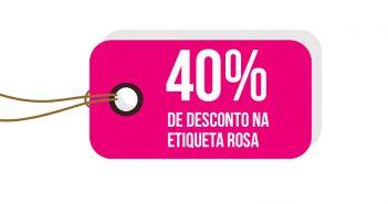 Promoção de Brinquedos 40% de desconto